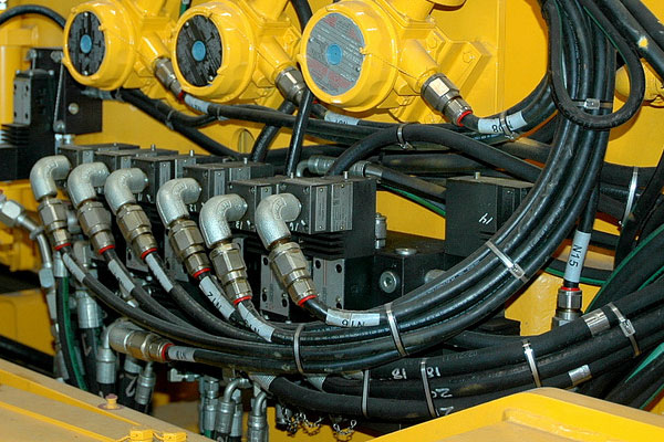 Jdm industrial hydraulics for Hydraulic motor selection guide